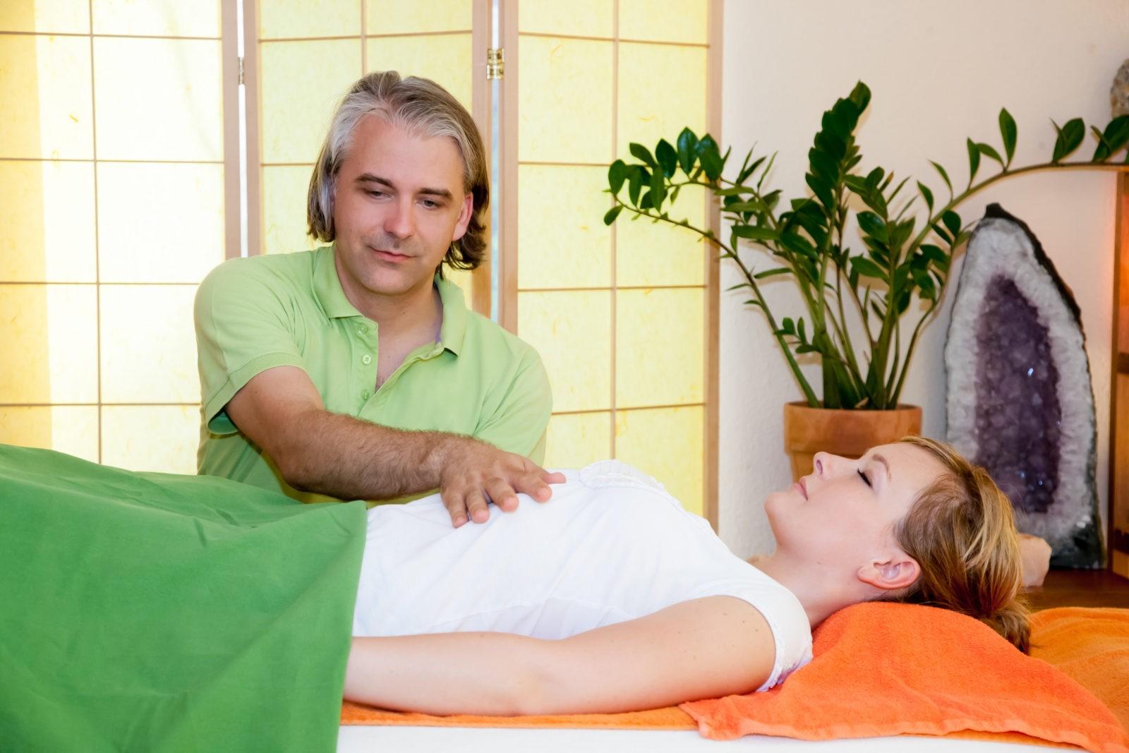 Craniosacrale Therapie - Heilungsprozesse