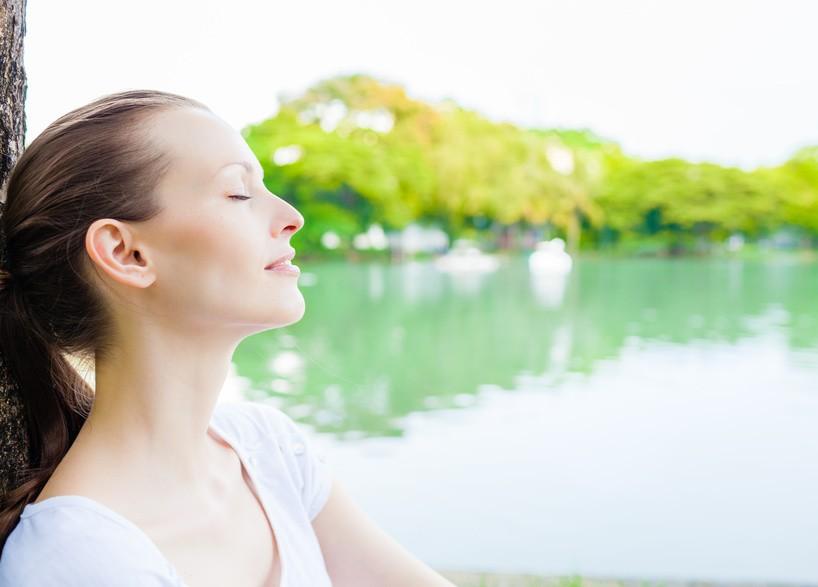 Therapie durch Meditation